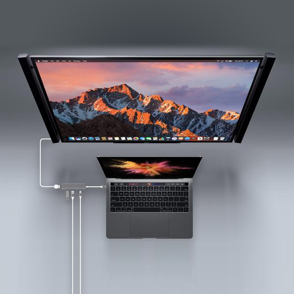 HyperDrive USB-C Hub with 4k HDMI support