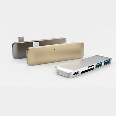 HyperDrive USB-C 5-In-1 Hub